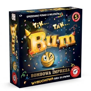 Gra Tik Tak Bum Bombowa Impreza
