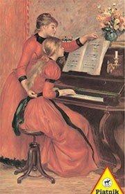 Renoir, Lekcja gry na pianinie