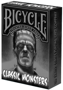 Karty Bicycle Classic Monsters