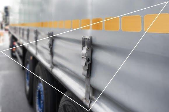 3M™ Scotchlite™ Flexible Prismatic Taśma konturowa serii 957-71S rolka