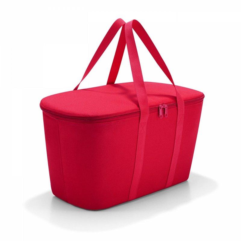 Torba termiczna Coolerbag kolor Red, firmy Reisenthel