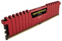DDR4 Vengeance LPX 8GB/2666 RED CL16-18-18-35 1.20V XMP2.0