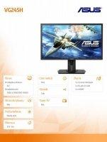 Monitor 24 VG245H