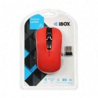 Mysz Loriini Pro optyczna Czerwona