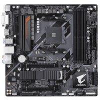 Płyta główna B450 AORUS M AM4 B450 4DDR4 DVI/HDMI M.2 uATX