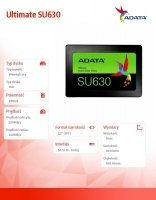 Dysk SSD Ultimate SU630 480G 2.5 S3 3D QLC Retail