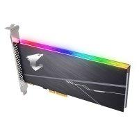 Dysk SSD AORUS RGB AIC 1TB PCIe NVMe 3480/3080MB/s