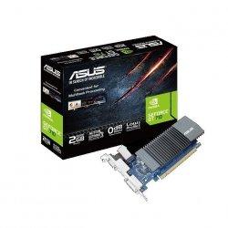 Karta VGA Asus GT710-SL-2GD5 2GB GDDR5 64bit VGA+DVI+HDMI PCIe 2.0