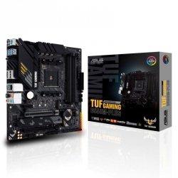 Płyta Asus TUF GAMING B550M-PLUS /AMD B550/SATA3/M.2/USB3.1/PCIe4.0/AM4/mATX