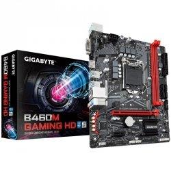 Płyta Gigabyte B460M GAMING HD/B460/DDR4/SATA3/M.2/USB3.1/PCIe3.0/s.1200/mATX