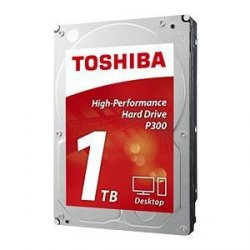 HDD TOSHIBA 1TB P300  3,5'' (HDWD110UZSVA)