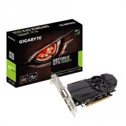 Karta graficzna GeForce GTX 1050 Ti OC Low Profile 4GB GDDR5 128BIT 2HDMI/DP/DVI-D