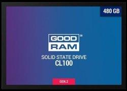 Dysk SSD CL100 G2 480GB  SATA3 2,5