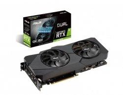 Karta graficzna DUAL GeForce RTX 2070 SUPER EVO OC 8G GDDR6 256bit 3DP/HDMI