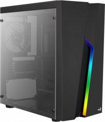Obudowa Bolt Mini RGB Czarna mATX