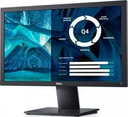 Monitor E2020H 19.5''  LED TN (1600x900) /16:9/VGA/DP 1.2/3Y PPG