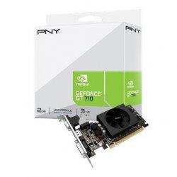 Karta graficzna GeForce GT710 2GB DDR5 64bit DVI/VGA/HDMI