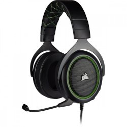 Zestaw słuchawkowy HS50 Pro Stereo Gaming Headset Green