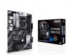 Płyta główna PRIME B550-PLUS AM4 4DD R4 HDMI/DP M.2 ATX