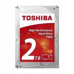 HDD TOSHIBA 2TB P300 3,5''
