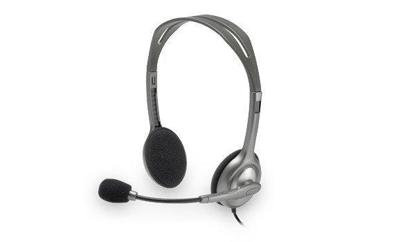 H110 Słuchawki z mikrofonem 981-000271