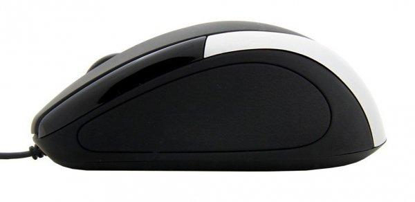 SIRIUS Mysz Optyczna EM102S USB