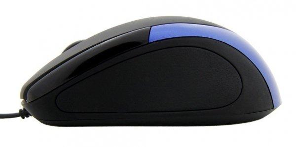 SIRIUS Mysz Optyczna EM102B USB