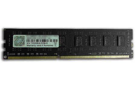 Pamięć DDR3 4GB 1600MHz CL11 512x8 1 rank