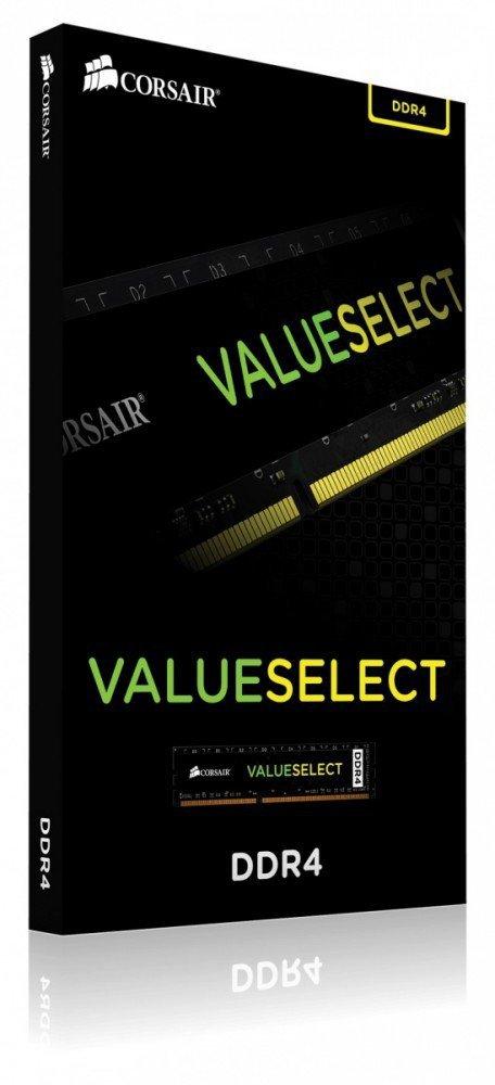 DDR4 VALUESELECT 8GB/2400 1x288 DIMM 1.20V CL16-16-16-39