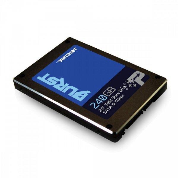 """SSD 240GB Burst 555/500 MB/s SATA III 2,5"""""""
