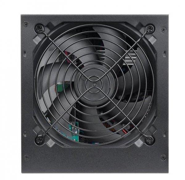 Litepower II Black 550W (Active PFC, 2xPEG, 120mm, Single Rail)