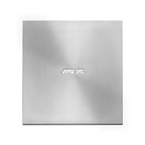 Nagrywarka zewnętrzna ZenDrive U9M Ultra-slim DVD USB/USB-c srebrna