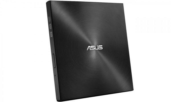 Nagrywarka zewnętrzna ZenDrive U9M Ultra-slim DVD USB/USB-c czarna