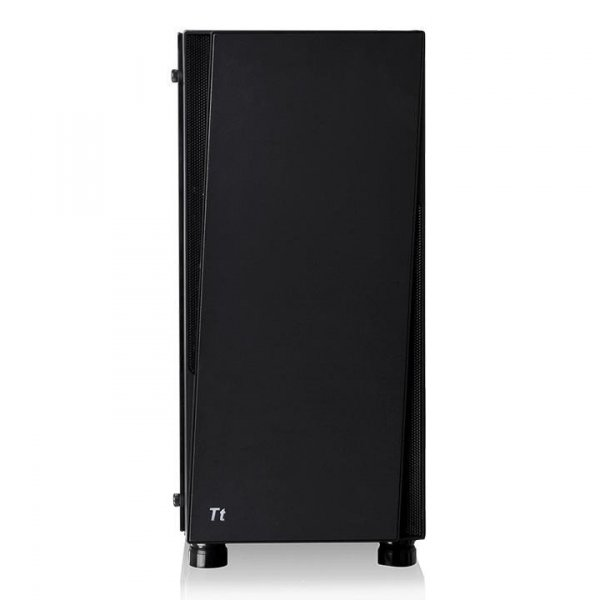 Versa J21 USB3.0 Tempered Glass - Black