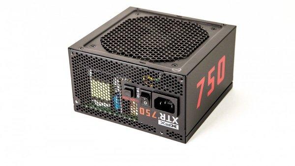 Zasilacz XTR2 750W Full Modular (80+ Gold, 6xPEG, 120mm, Single Rail)