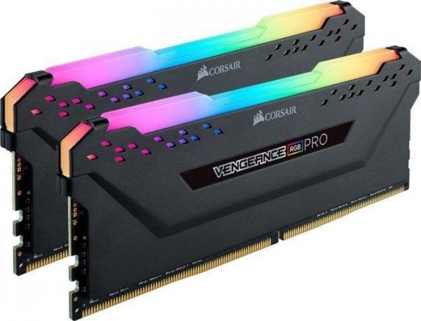 Pamięć DDR4 Vengeance 16GB/3000 (2*8GB) CL15 RGB PRO