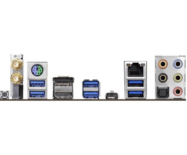 Płyta główna Z390 Phantom Gaming-ITX/ac s1151 2DDR4 HDMI/DP/TB/M.2/USB3