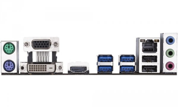 Płyta główna B450M GAMING AM4 2DDR4 DSUB/DVI/HDMI M.2 uATX