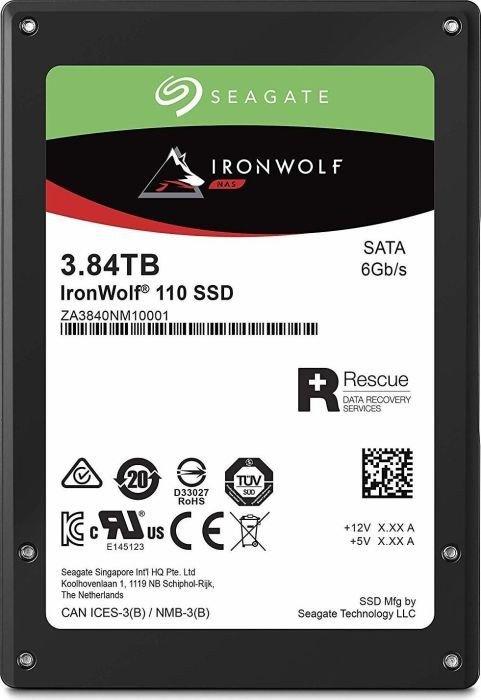 Dysk IronWolf SSD 3.84TB ZA3840NM10011