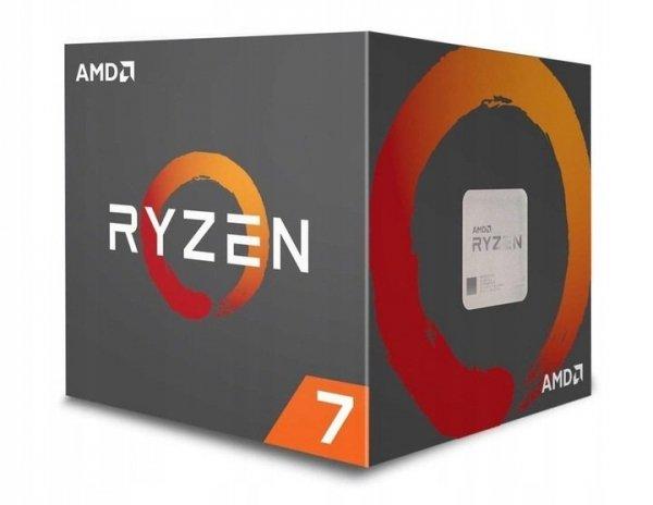 Stacja Ryzen 7 2700X /Quadro P1000/64GB /SSD 512GB