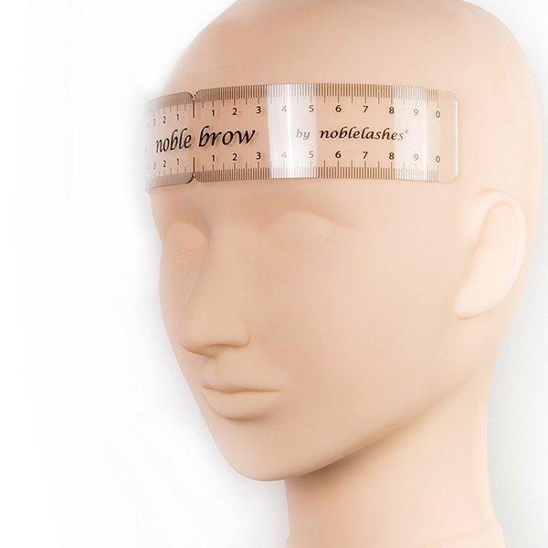 Righello per la simmetria delle sopracciglia Noble Lashes