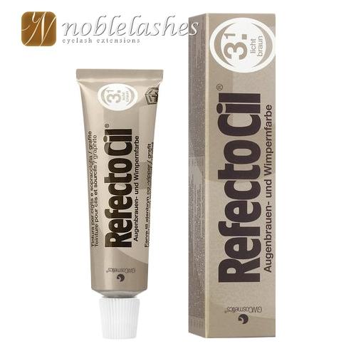 Henna  RefectoCil  3/1  (marrone chiaro-light brown)
