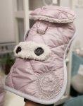 SIENNA jacket winter pink