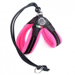 Harness MESH pink