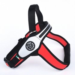 Harness PRIMO red carbon for big breeds