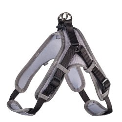 Harness VARIO QUICK gray-black