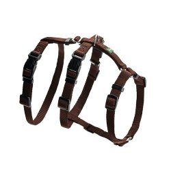 Safety harness VARIO RAPID brown