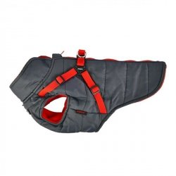 Jacket  MOUNTAINEER II gray with harness