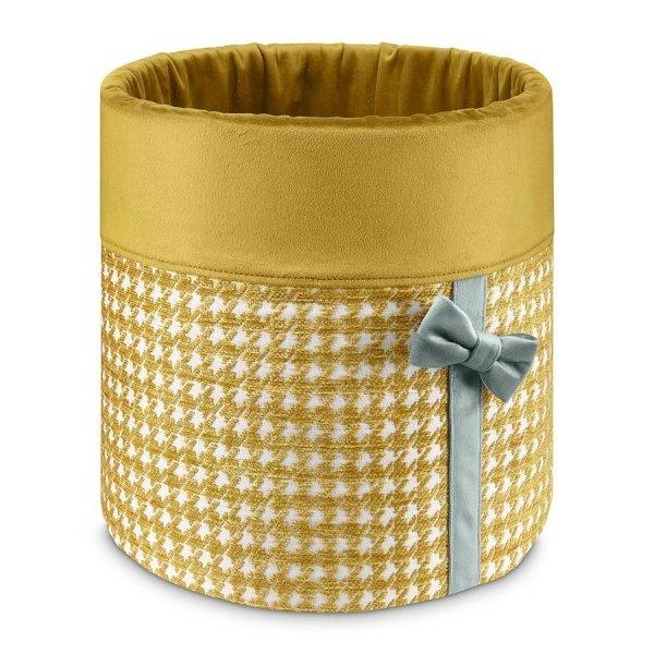 Box na zabawki GLAMUR złoty