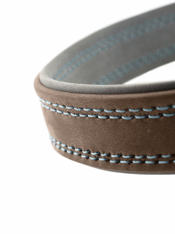 Collar LUCCA gray Hunter
